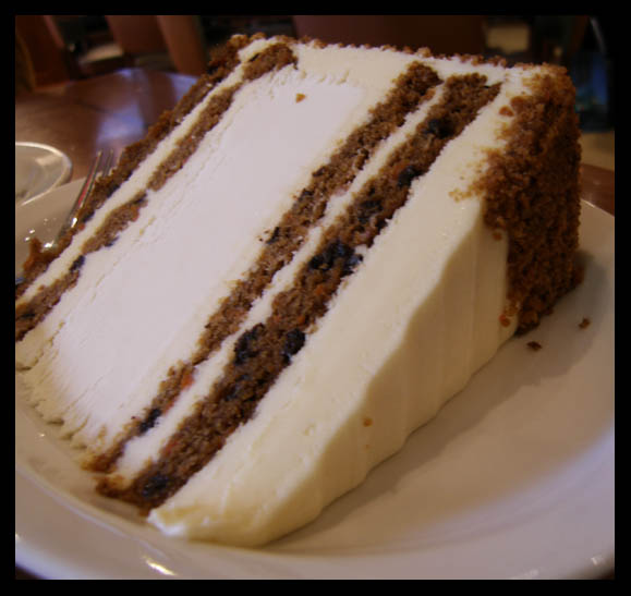 Carrot Cake No Frosting